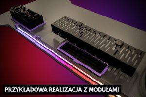 biurko_gamingowe_z_modulami_oswietleniem_LED_gniazdem_zasilajacym_przepustem_kablowym_belka_na_przewody