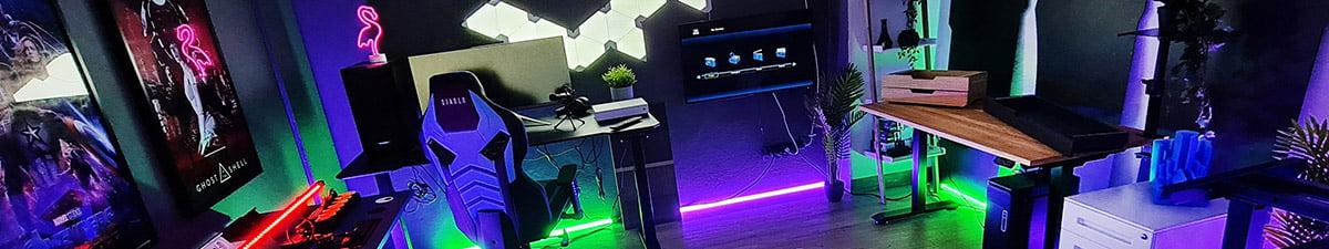 Baner biurka komputerowe Lodz